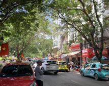 Bán nhà mặt phố Trần Quang Khải, Hồng Bàng, Hải Phòng. DT: 80m2*7 tầng. Giá 28 tỷ