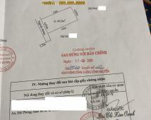 Bán đất trong ngõ 2m Bùi Thị Từ Nhiên, 50m2. Giá 730tr