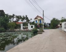 Bán lô đất 90m2 cực đẹp tại Sâm Linh, Minh Tân, Kiến Thụy – LH:0904.621.885