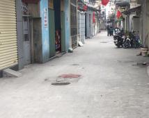 Bán nhà ngõ to 170 Thiên Lôi, Lê Chân, Hải Phòng. DT: 82m2*1 tầng. Giá 2,3 tỷ