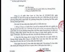 Gia đình e cần bán lô đất ngõ 128 Đa Phúc- Phúc Lộc- Dương Kinh