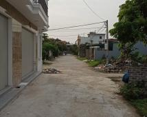 Bán lô đất tại làng Văn Cú-An Đồng