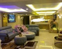 Bán khách sạn 8 tầng mặt đường Hoàng Thế Thiện đối diện BigC, Hải An kinh doanh sầm uất