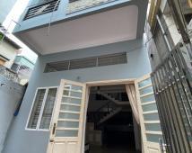Nhà 2,5T nở hậu sân cổng riêng đường Phạm Hữu Điều