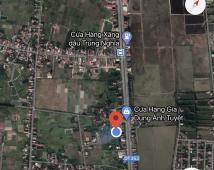 Bán đất tuyến 2 đường Phạm Văn Đồng, gần chợ Quý Kim, Dương Kinh, Hải Phòng