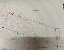 Bán lô đất cực hiếm trung tâm 202,3m2 ngang 9,15m đường Miếu Hai Xã