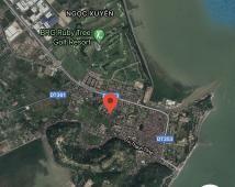 Bán lô đất 101m2 ngay sau UBND quận Đồ Sơn, Hải Phòng