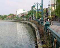 Bán nhà hai mặt phố Tam Bạc – Lý Thường Kiệt, Hải Phòng. DT: 85,4m2. Giá 10,5tỷ