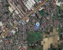 Chủ gửi Bán lô đất thổ cư không lỗi lầm tại Lương Quán,Nam Sơn,liên hệ sđt 0981 265 268 để xem đất