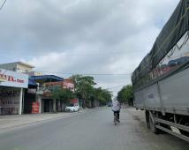 Bán lô đất mặt đường 352 Thiên Hương - Thủy Nguyên, diện tích 166m2
