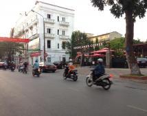 Bán nhà mặt đường Điện Biên Phủ, vị trí đẹp, sẵn hợp đồng cho thuê