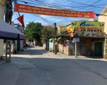 Bán lô mặt đường, An Hưng, An Dương, ngay sau khu cn NoMura, kinh doanh buôn bán tốt