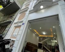 Bán nhà 3 tầng xây độc lập 2 mặt ngõ Trần Nguyên Hãn, 46m2, ngõ 2m, sổ đỏ cc. LH: 0906 111 599