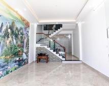Bán nhà 4 tầng tái định cư Tam Kì, oto đỗ cửa, sổ hồng chính chủ.