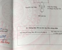 Cần bán lô đất trên trục đường 402, Hòa Nghĩa, Dương Kinh, Hải Phòng.