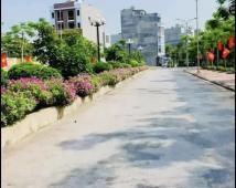 Bán 2 lô đất 2 mặt tiền cực đẹp ngay cạnh vườn hoa sau quận ủy Hồng Bàng, diện tích 100m2. 0967084289