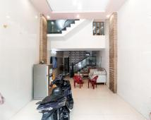 Bán nhà 4 tầng lô 22 Lê Hồng Phong, oto đỗ cửa, sổ hồng chính chủ