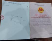 Chủ gửi bán lô đất 78m2 không lỗi lầm ở Cống Mỹ,Nam Sơn,An Dương,liên hệ em 0981 265 268 để xem đất